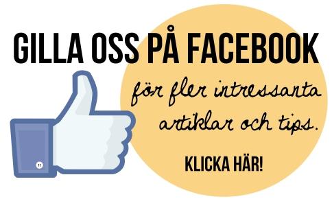 gilla oss på fb