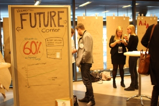 Future Corner på Internet Discovery Day